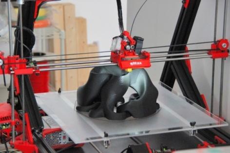 La creación 3D al alcance de la mano.